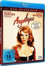 ANGELIQUE (Michele Mercier, Robert Hossein) Blu-ray Disc NEU+OVP