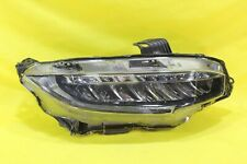 🎃🏛 16 17 18 19 Honda Civic Right Passenger Headlight OEM (Touring) *MINOR DMG*