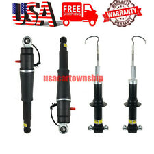 4pcs Shock Absorbers Front & Rear For Cadillac Escalade Chevrolet Tahoe Sierra