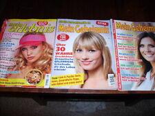 3x Romanhefte/ Zeitschriften -- Meine Geheimnis  usw.
