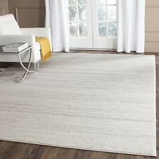 Safavieh Adirondack Transitional Powerloomed Rug, Ivory/Silver, 11' X 15' NEW