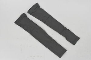 Verge Lycra Cycling Arm Warmers Green Small NOS