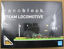 nanoblock NBM-001 Steam Locomotive