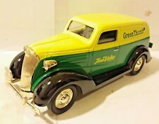 Chevrolet 1937 Liberty Classics True Value Van 1:25 Diecast Green Thumb 3rd