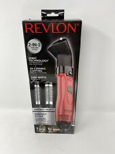 Revlon Perfect Heat Hot Air Dryer Kit with 3 Attachments