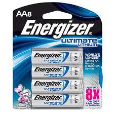 32 Energizer L91BP-8 Ultimate Lithium AA Batteries (8-Pack) 4 PACKS