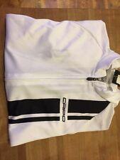 New Capo Cycling Modena Short Sleeve Bike Jersey | Men's L  | White