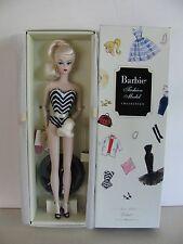 Debut Silkstone Barbie, NFRB, 2008