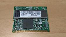 Scheda modulo WiFi wireless board DELL Latitude D505 - PP10L BCM94306MPSG DW1350