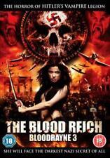 THE BLOOD REICH - BLOODRAYNE 3 - DVD - REGION 2 UK