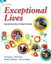 Exceptional Lives: Special Education in Today's Schools [7th Edition]