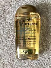 Renewing Argan Oil of Moroccan Extra Penetrating Oil Dry & Coarse Hair 100ml NIB