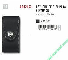 VICTORINOX ESTUCHE PIEL PARA CINTURON 40524XL 4.0524.XL
