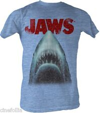 T-Shirt Lo Shark Jaws Stressed Out Men's Sweater Official Spielberg Movie