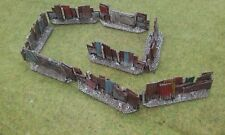 "New! 8 x 15mm ""Shanty Style"" FENCE SECTIONS Terrain AK47 District 9 Sci-fi"