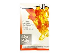 Jacquard iDye Poly Fabric Dye for Polyester & Synthetic Materials - Orange