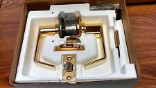 """Schlage """"S"""" Series Classroom Function S70PD Saturn Lever Lockset 605"""