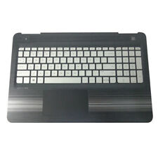 Genuine HP Pavilion 15-BC Palmrest w/ Backlit Keyboard & Touchpad 858971-001