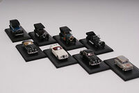 Oxford Diecast 1:43 Scale Saloon Sports Cars Automobile Vehicles Model Diorama
