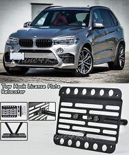 Für 15-up BMW F85 X5 M Sport Vorne Anhängerkupplung Kennzeichen Halterung Halter