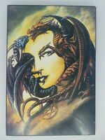 Dragons Witchcraft Street Art Picture