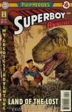 Superboy Vol. 3 (1994-2002) Ann. #4