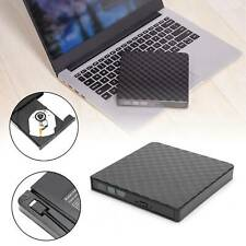 USB External DVD CD RW Disc Burner Drive Reader Windows 10 Laptop PC Desktop UK