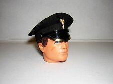 Banjoman 1:6 Scale Custom Made Welsh Guards Peaked Cap For Action Man / G I Joe