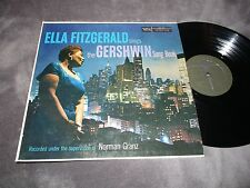 Ella Fitzgerald sings the Gershwin Song Book