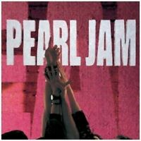 PEARL JAM - TEN  CD 14 TRACKS HEAVY METAL/GRUNGE NEU
