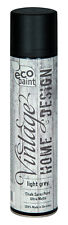 Vintage Farbspray HELLGRAU 400ml Dekospray Eco Paint Spray Kreidespray