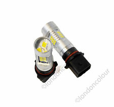 2x P13W Bulb High Power 6W LED Projector Fog Daytime Running Light DRL