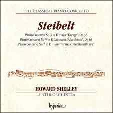 Steibelt: Piano Concertos Nos 3, 5 & 7
