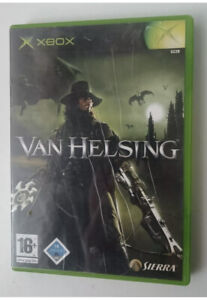 Van Helsing : Xbox Video Game - VGC with Instruction Manual
