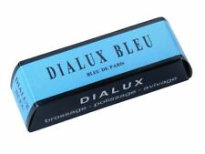 DIALUX BLEU BLUE POLISHING COMPOUND PASTE FOR FINAL POLISH OF ALL JEWELRY METALS