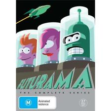 Futurama The Complete Series Season Box Set (27 Discs) DVD R4 New!!! *