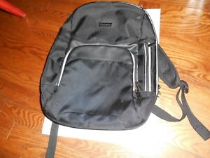 KENSINGTON K62591: Triple Trek Ultrabook Laptop Backpack ] Near Mint I Ship Fast