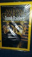 National Geographic Magazine (June, 2016) Tomb Raiders Looting Ancient Treasures