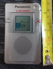 Panasonic RR-DR60 Digital Recorder, Paranormal EVP made japan instructions incl