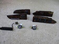 02 03 HYUNDAI XG350 window door switches front back LH RH WOODGRAIN SET XG 350 L