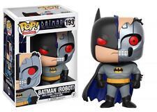 Funko Pop! Heroes 193 Batman Animated Series Batman Robot Pop Vinyl FU13645