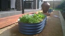 Colorbond Raised Garden Bed- delivered Sydney Metro- Made to Measure. 1 piece.
