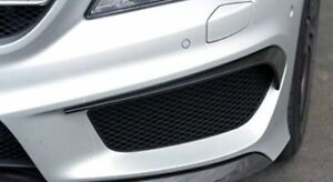Genuine Mercedes CLA250 CLA45 Front Spoiler Flap Left + Right Set OEM NEW