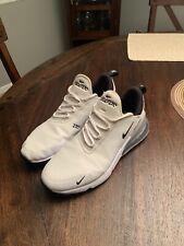 Nike Air Max 270 Golf White Black 2020 Size 11