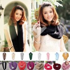 Unbranded Wool Snood Scarves and Wraps for Women