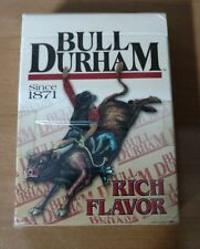 Bull Durham Cigarettes Playing Cards