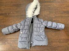 Weathertamer Jacket 2t Grey Girls Toddler Winter