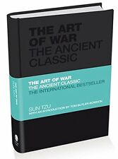 The Art of War: The Ancient Classic New Hardcover Book Sun Tzu, Tom Butler-Bowdo