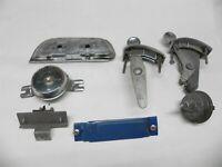 56 1956 Ford Truck Billet Aluminum Dash Knobs part # 9601P polished