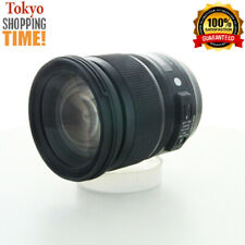 Sigma A 24-105mm F/4 DG OS HSM for Canon Lens from Japan